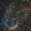 Supernova remnant Sh2-240 Closeup,                                Toshiya Arai