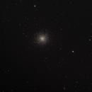 M13 hercules globular cluster,                                frost