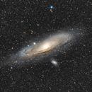 Messier 31,                                Roger Ménard