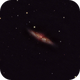 M82 - The Cigar Galaxy,                                kd4pbs