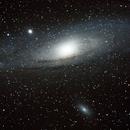Andromeda Galaxy DSLR,                                Dan Drew