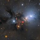 Firefly of Perseus --------- NGC 1333,                                WildDuck