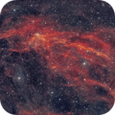 LBN 325 - Structures in Cygnus,                                Tristan Campbell