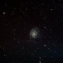 M101 - Pinwheel Galaxy,                                Ahmet Kale