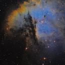 NGC 281 / IC 11 / Sh2-184 - Pacman Nebula,                                Jonathan W MacCollum