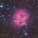 IC 5146 Cocoon Nebula,                                Astro_m