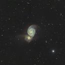 M 51,                                LV426