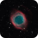 Helix Nebula in LRGB,                                Mauricio Christiano de Souza