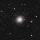 The Great Hercules Cluster, M13,                                Francesco Meschia