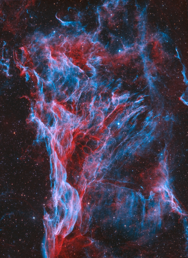 Pickering's Triangle (NGC 6979),                                Luca Marinelli