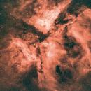 Carina Nebula - Single Panel,                                Carlos Taylor
