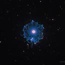 Cat's Eye Nebula – NGC 6543,                                Jian Yuan Peng