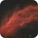 California nebula - HSS version,                                Abduallah Asiri