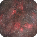 Bubble, Lobster and Cave  (HaRGB)  - Deep Sky West,                                Deep Sky West (Lloyd)