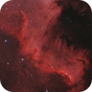 The Great Wall NGC 7000,                                Morris Yoder