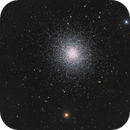 M13 from 4/19/2015 with more lum, different focal lengths cropped,                                HomerPepsi