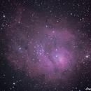 Nebulosa de la Laguna M8,                                Chesco Carbonell