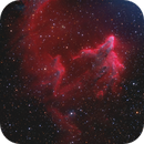 IC63 - the Ghost of Cassiopeia,                                Steve Milne