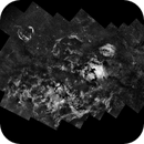 Cygnus to Cassiopeia in Ha Mosaic (86 panels),                                Steven Christensen