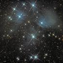 The Pleiades,                                Tom Robbe