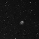 M1 Crab nebula,                                Corrado Di Noto