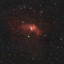 Nebulosa Bolla Ngc 7635,                                Gianluca Enne