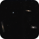 Leo Triplet (M65,M66,NGC3628),                                smdd1024