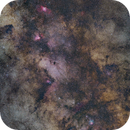 The milkey way around Sagittarius,                                Marukawa