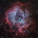 Rosette Nebula ngc2244,                                Bijan Moravej ala...