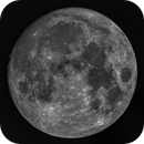 Moon - first light,                                Alfred Leitgeb