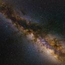 Milky Way wide field,                                Alan Smallbone