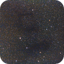 "Barnard 142-143 ""E nebula"" in Aquila (10 minute exposure version),                                PGU (Giuliano Pinazzi)"