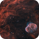 Crescent Nebula ,                                sydney