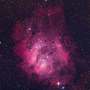 M8 - LAGOON NEBULA,                                Marcelo Antonio Pereira