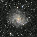 Fireworks-Galaxy NGC6946 with Supernova SN 2017eaw,                                Simon Schweizer