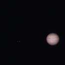 Io Occulting Ganymede March 29 2021,                                walkman