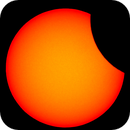 sun eclipse Rhodes island 21-5-2020 final stage,                                Ηρακλής Πιπινος