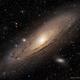 M31 - Andromeda (HaLRGB),                                Chris Massa