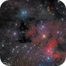 Cave Nebula SH2-155 and VdB155,                                -Amenophis-