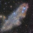 NGC 5367 - LRGB - Top 5 Chilescope Contest :-),                                Daniel Nobre