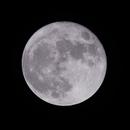 Full Moon DSLR Stack 150 of 600,                                Florian Kolbe
