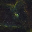 IC 1805 Heart Nebula HST,                                Stan Westmoreland