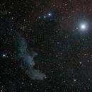 The Witch Head Nebula,                                404timc