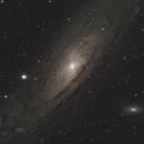 M31 - Andromeda Galaxy,                                jdifool
