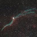 Veil Nebula - NGC 6960,                                Alessandro Iannacci