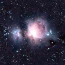 Orion Nebula and Running Man Nebula,                                Paul Macklin