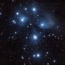 M45 / The  Pleiades,                                Andrew Barton