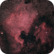 NGC 7000,                                Michael Bushell