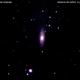 ngc5838 galassia nella vergine                                                           distanza 68 milioni  A.L.,                                Carlo Colombo