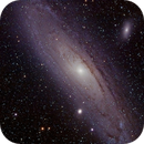 Messier 31, the Andromeda Galaxy,                                Cory Schmitz
